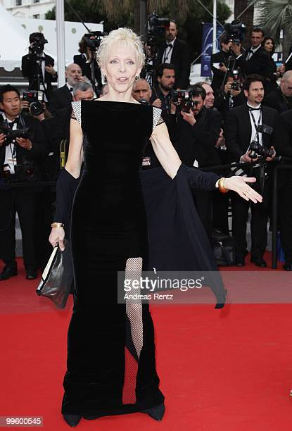 Director Tonie Marshall attends 'The Princess Of Montpensier' Premiere at the Palais des Festivals during the 63rd Annual Cannes Film Festival on May...