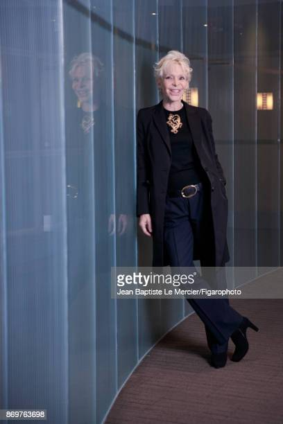 Director Tonie Marshall is photographed for Madame Figaro on September 15 2017 at the Toronto Film Festival in Toronto Ontario PUBLISHED IMAGE CREDIT...