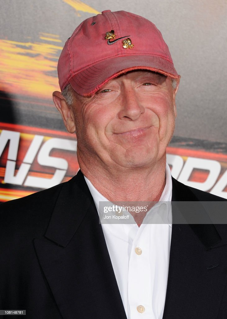 Director Tony Scott arrives at the Los Angeles Premiere 'Unstoppable' at Regency Village Theatre on October 26 2010 in Westwood California