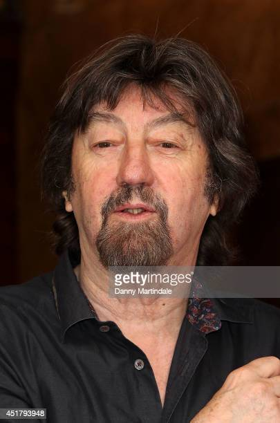 Director Trevor Nunn attends a photocall for 'Cats' at London Palladium on July 7 2014 in London England