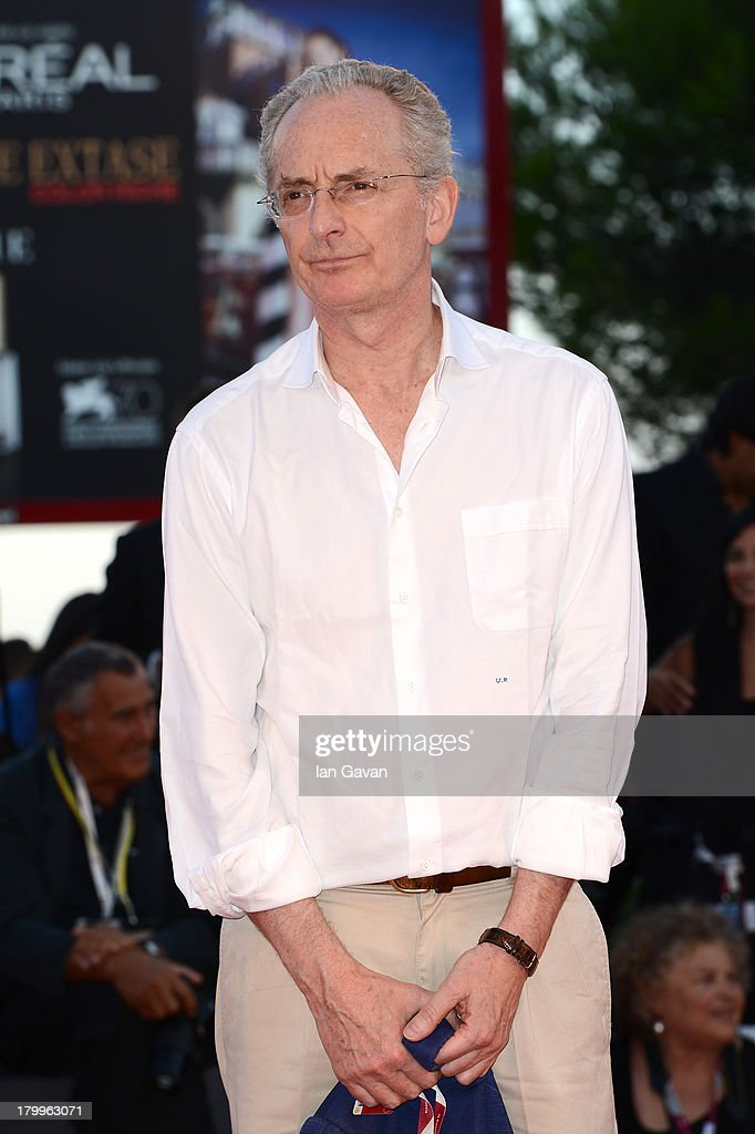 Director Uberto Pasolini attends the Closing Ceremony during the 70th Venice International Film Festival at the Palazzo del Cinema on September 7, 2013 in Venice, Italy.