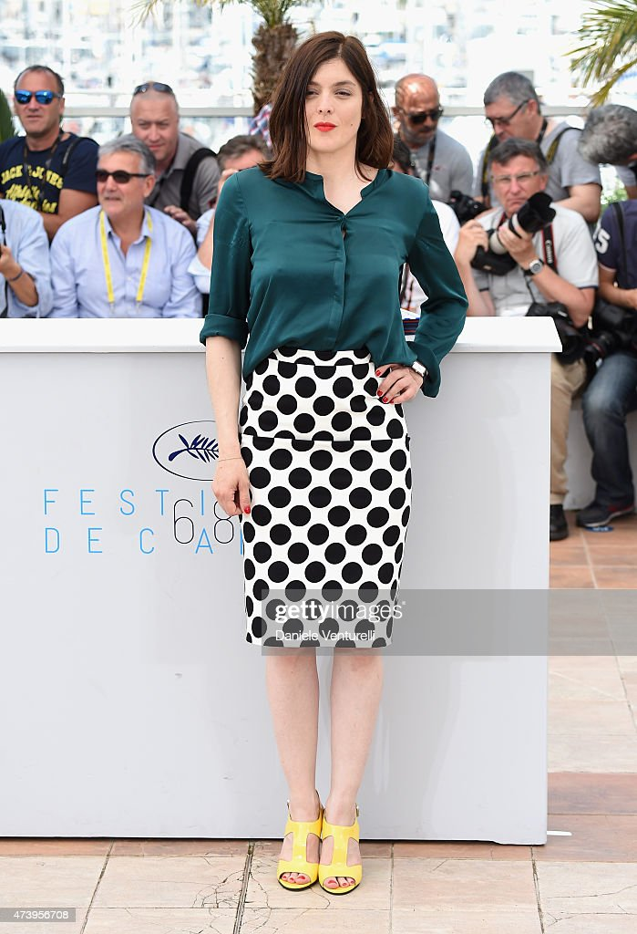 Director Valerie Donzelli attends a photocall for 'Marguerite And Julien' during the 68th annual Cannes Film Festival on May 19 2015 in Cannes France