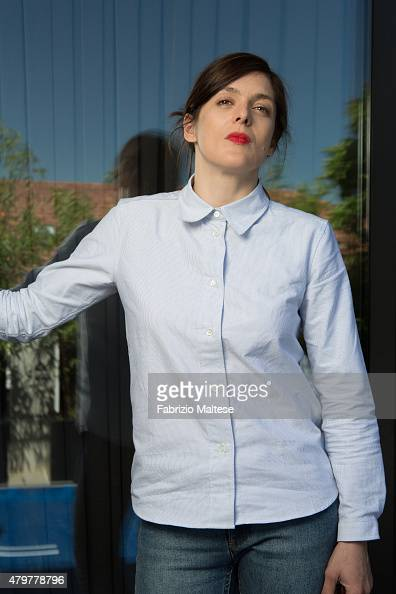 Director Valerie Donzelli is photographed for The Hollywood Reporter on May 15 2015 in Cannes France **NO SALES IN USA TILL AUGUST 28 2015**