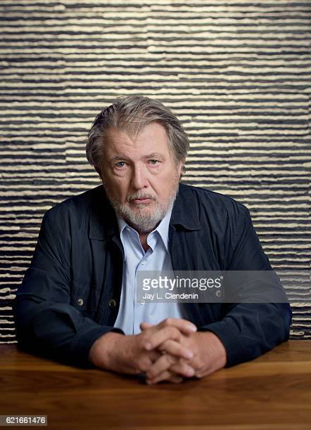Director Walter Hill from the film Assignment poses for a portraits at the Toronto International Film Festival for Los Angeles Times on September 13...