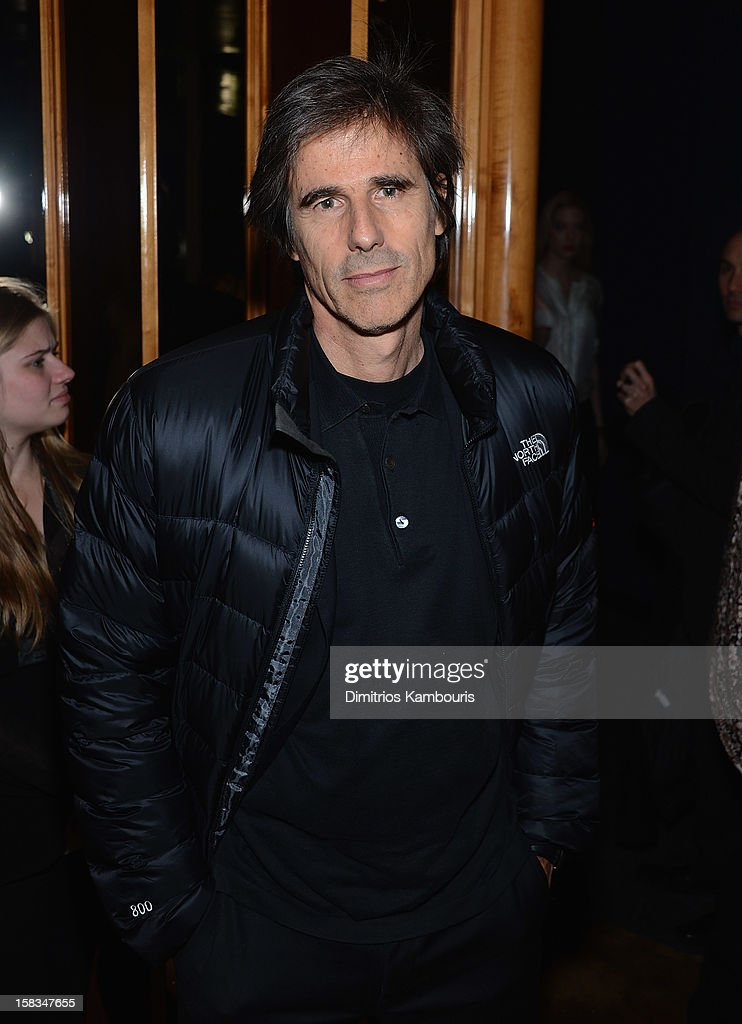 Director <a gi-track='captionPersonalityLinkClicked' href=/galleries/search?phrase=Walter+Salles&family=editorial&specificpeople=213053 ng-click='$event.stopPropagation()'>Walter Salles</a> attends the after party for the 'On the Road' premiere at the Top of The Standard Hotel on December 13, 2012 in New York City.