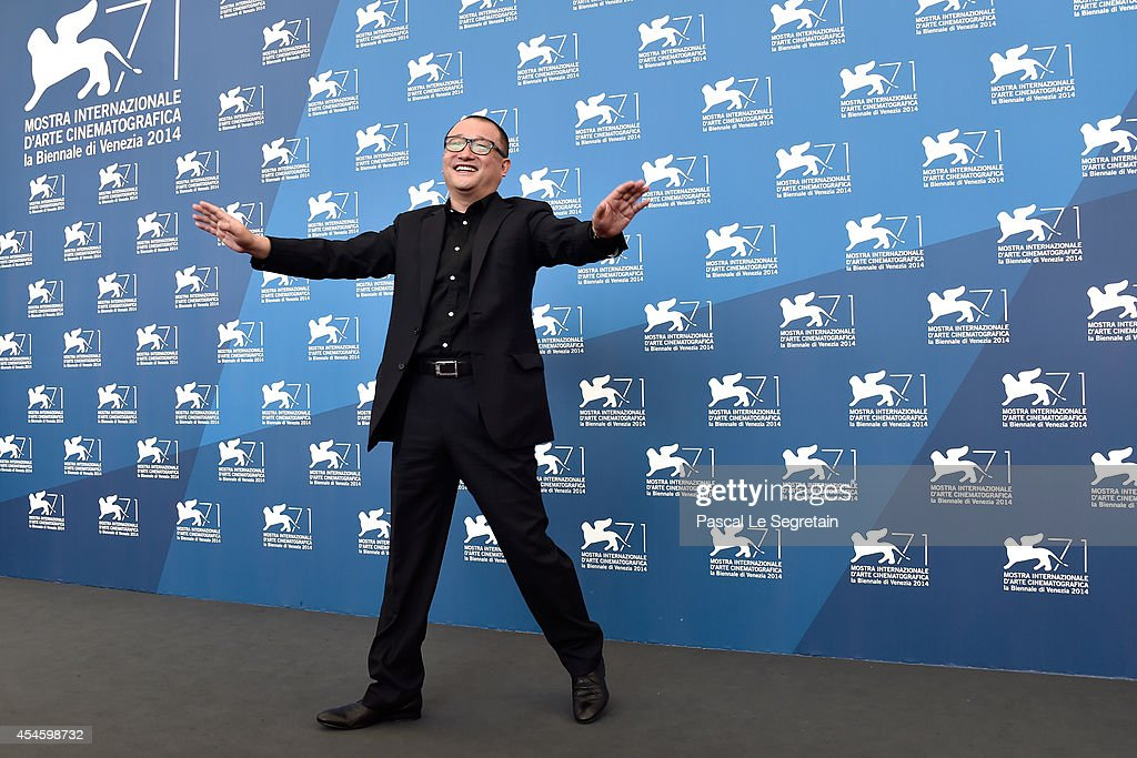 'Red Amnesia' - Photocall - 71st Venice Film Festival