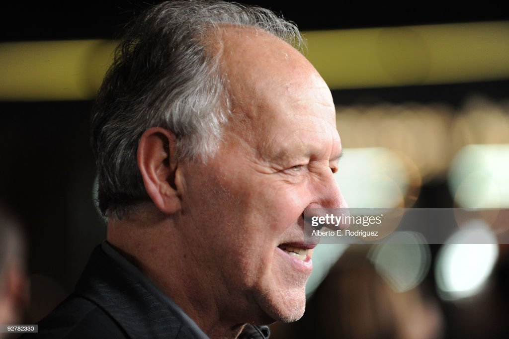 Director Werner Herzog arrives at the AFI Fest Screening of 'Bad Lieutenant: Port of Call New Orleans' at Grauman's Chinese Theatre on November 4, 2009 in Hollywood, California.
