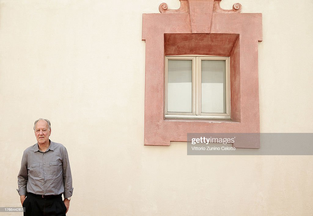 Werner Herzog Photocall - 66th Locarno Film Festival