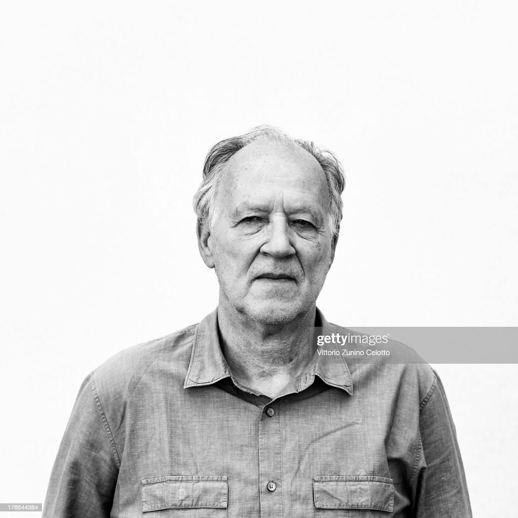Director Werner Herzog attends a photocall during the 66th Locarno Film Festival on August 15, 2013 in Locarno, Switzerland.