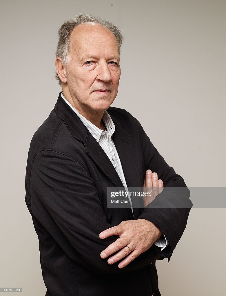 Director Werner Herzog from the film 'Bad Leiutenent' poses for a portrait during the 2009 Toronto International Film Festival at The Sutton Place Hotel on September 15, 2009 in Toronto, Canada.