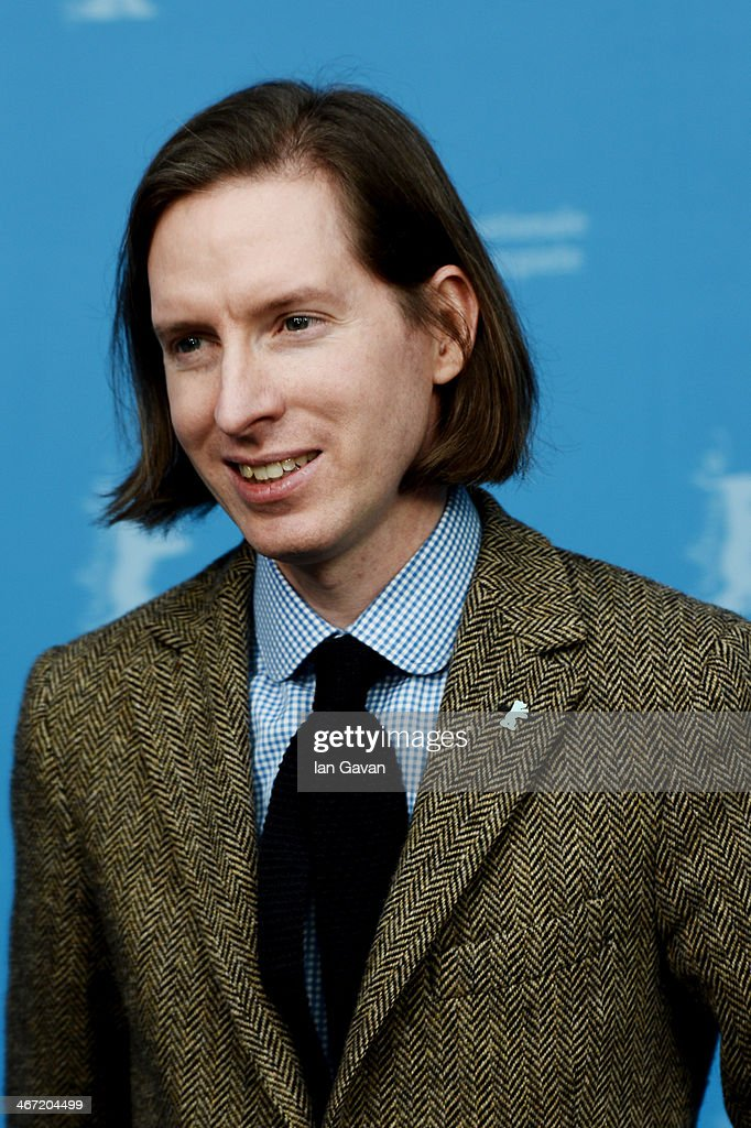 Director <a gi-track='captionPersonalityLinkClicked' href=/galleries/search?phrase=Wes+Anderson&family=editorial&specificpeople=217728 ng-click='$event.stopPropagation()'>Wes Anderson</a> attends 'The Grand Budapest Hotel' photocall during 64th Berlinale International Film Festival at Grand Hyatt Hotel on February 6, 2014 in Berlin, Germany.