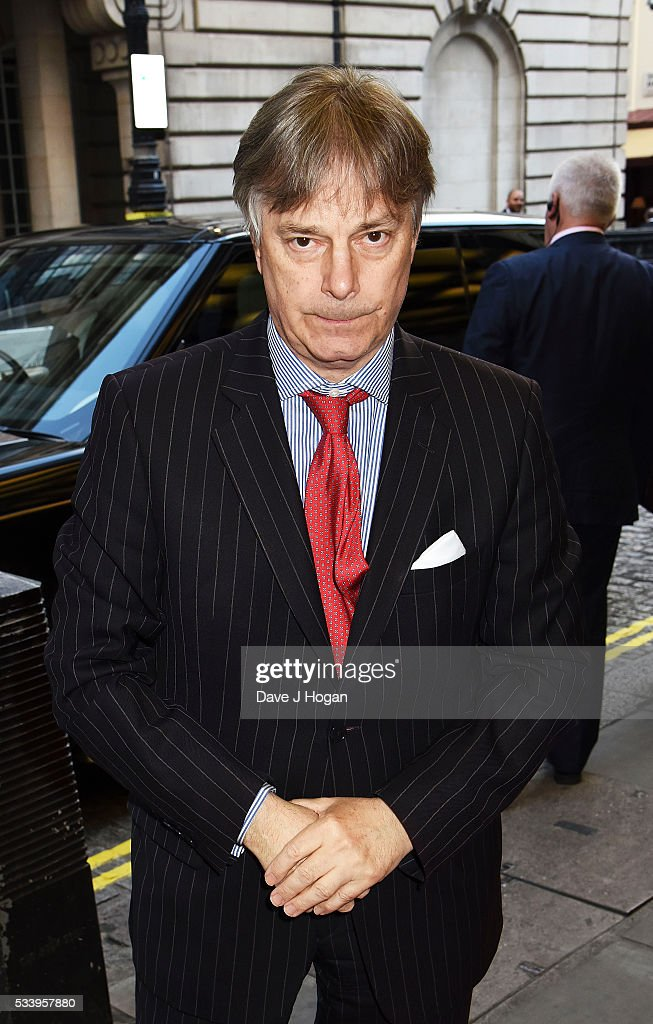 Director <a gi-track='captionPersonalityLinkClicked' href=/galleries/search?phrase=Whit+Stillman&family=editorial&specificpeople=1130830 ng-click='$event.stopPropagation()'>Whit Stillman</a> attends the UK premiere of 'Love and Friendship' at The Curzon Mayfair on May 24, 2016 in London, England.