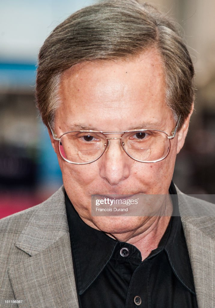 US director <a gi-track='captionPersonalityLinkClicked' href=/galleries/search?phrase=William+Friedkin&family=editorial&specificpeople=626545 ng-click='$event.stopPropagation()'>William Friedkin</a> arrives for the 'Killer Joe' Premiere during the 38th Deauville American Film Festival on September 2, 2012 in Deauville, France.