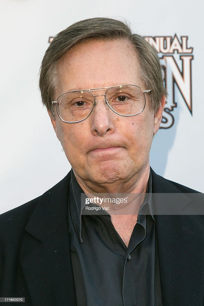 Director <a gi-track='captionPersonalityLinkClicked' href=/galleries/search?phrase=William+Friedkin&family=editorial&specificpeople=626545 ng-click='$event.stopPropagation()'>William Friedkin</a> attends the 39th Annual Saturn Awards at The Castaway on June 26, 2013 in Burbank, California.