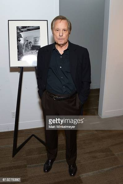 Director William Friedkin attends the 45th Anniversary of 'The French Connection' at Samuel Goldwyn Theater on October 7 2016 in Beverly Hills...