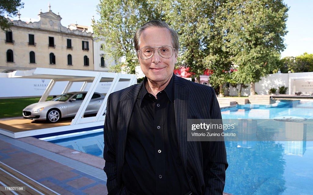 Celebrities At The Terrazza Maserati - Day 2 - The 70th Venice International Film Festival