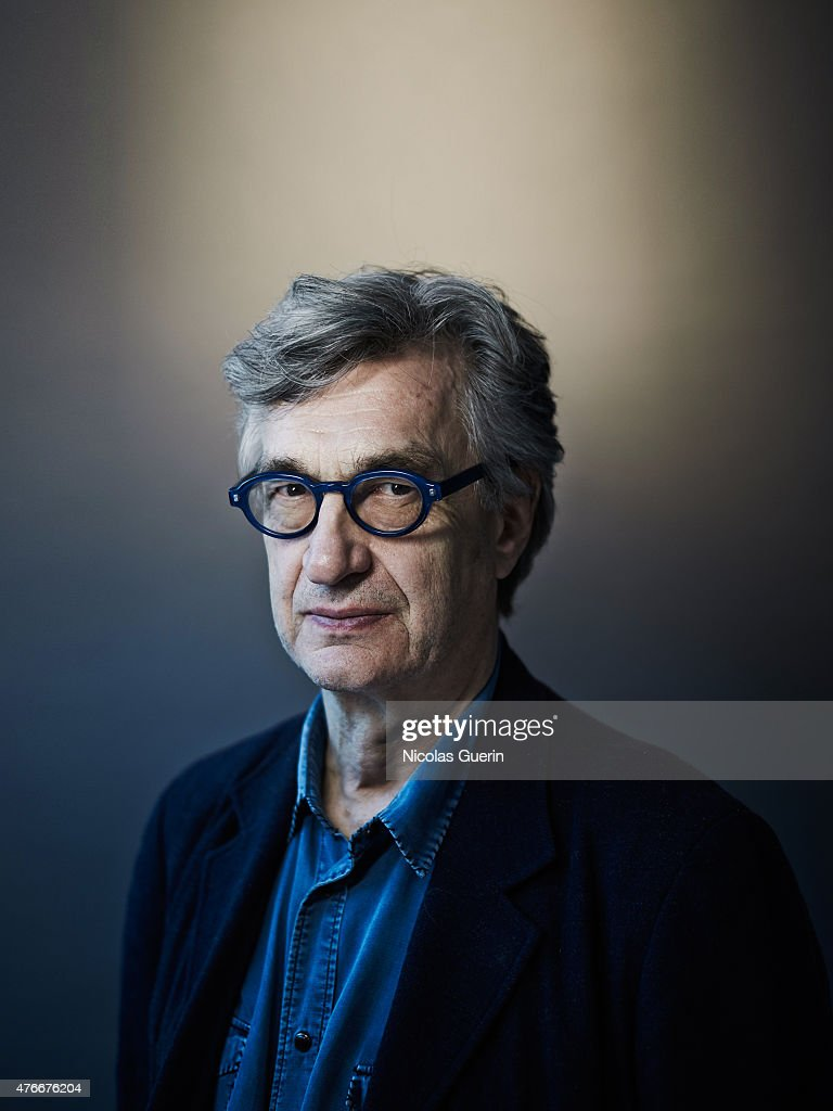 Wim Wenders, Self Assignment, March 2015