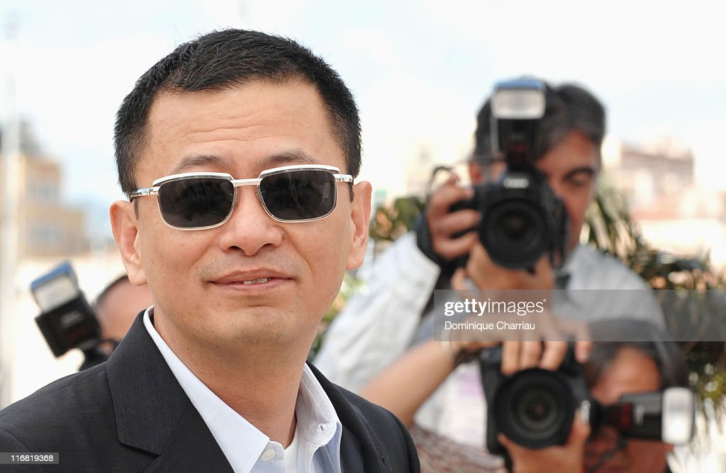 Director Wong Kar Wai attends the Ashes of Time photocall at the Palais des Festivals during the 61st Cannes International Film Festival on May 18, 2008 in Cannes, France.