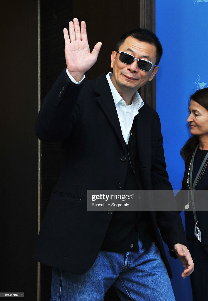 Director Wong Kar Wai attends 'The Grandmaster' Photocall during the 63rd Berlinale International Film Festival at The Grand Hyatt Hotel on February 7, 2013 in Berlin, Germany.