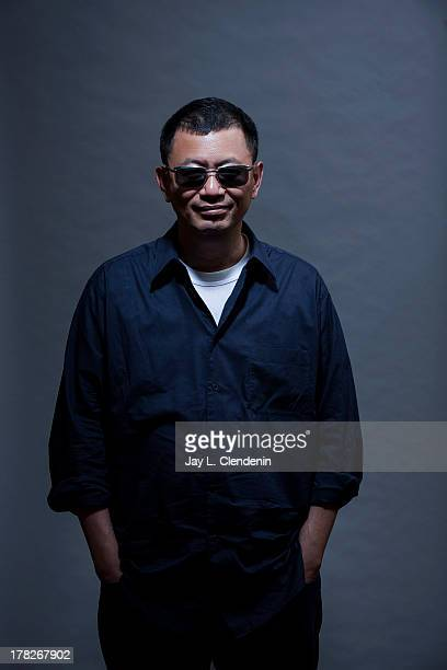 Director Wong Kar Wai is photographed for Los Angeles Times on July 23 2013 in Los Angeles California PUBLISHED IMAGE CREDIT MUST READ Jay L...