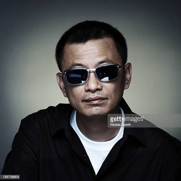 Director Wong Kar Wai is photographed for Self Assignment on May 20 2007 in Cannes France