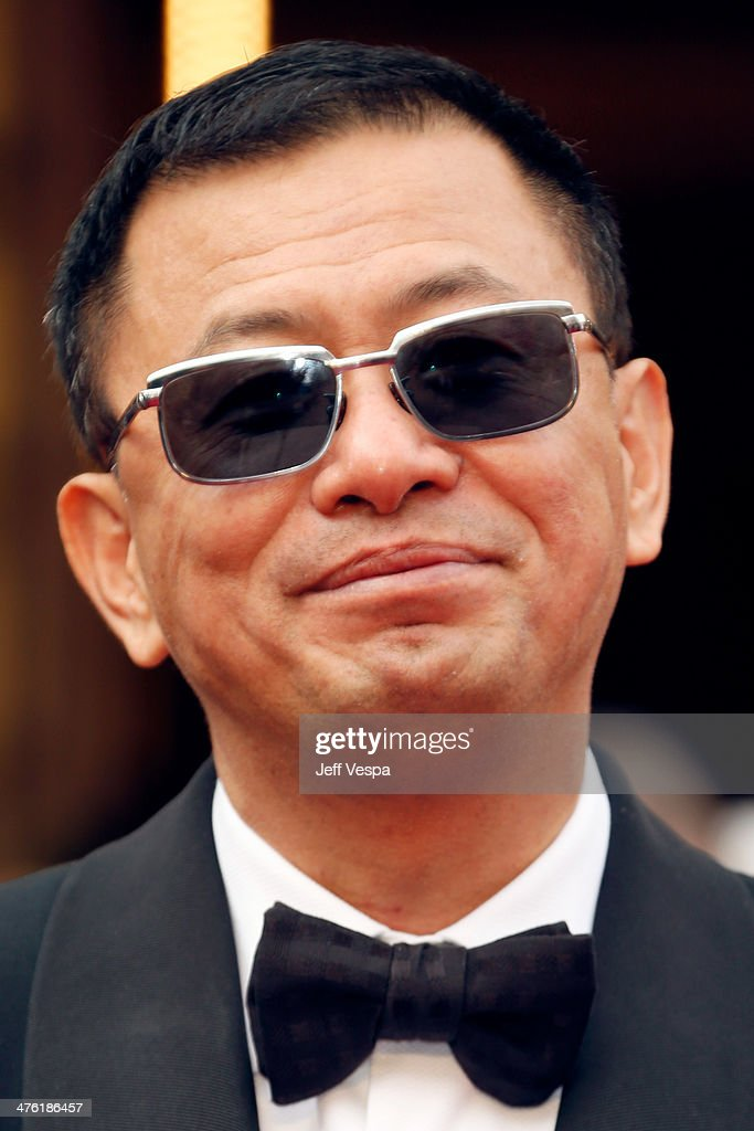 Director <a gi-track='captionPersonalityLinkClicked' href=/galleries/search?phrase=Wong+Kar-Wai&family=editorial&specificpeople=607048 ng-click='$event.stopPropagation()'>Wong Kar-Wai</a> attends the 86th Oscars held at Hollywood & Highland Center on March 2, 2014 in Hollywood, California.