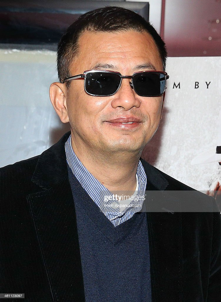 Director Wong Kar-wai attends the screening of 'The Grandmaster' at American Cinematheque's Egyptian Theatre on January 6, 2014 in Hollywood, California.