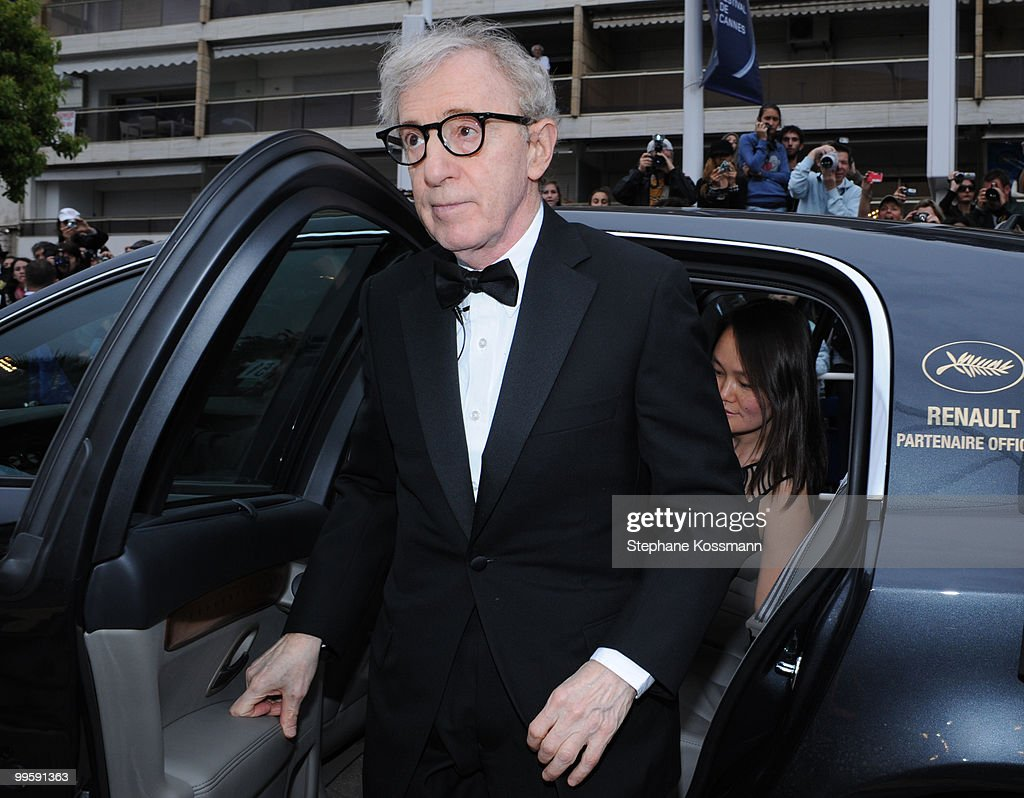 Director Woody Allen attends the 'You Will Meet A Tall Dark Stranger' Premiere at the Palais des Festivals during the 63rd Annual Cannes Film Festival on May 15, 2010 in Cannes, France.