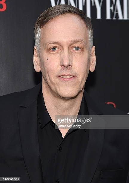 Director writer and executive producer Lodge Kerrigan attends the New York premiere of 'The Girlfriend Experience' at The Paris Theatre on March 30...