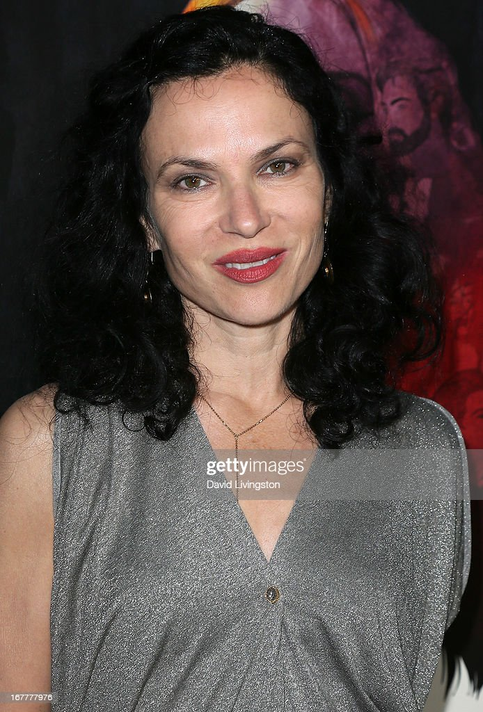 Director Xan Cassavetes attends a screening of Magnolia Pictures' 'Kiss of the Damned' at ArcLight Cinemas on April 29, 2013 in Hollywood, California.