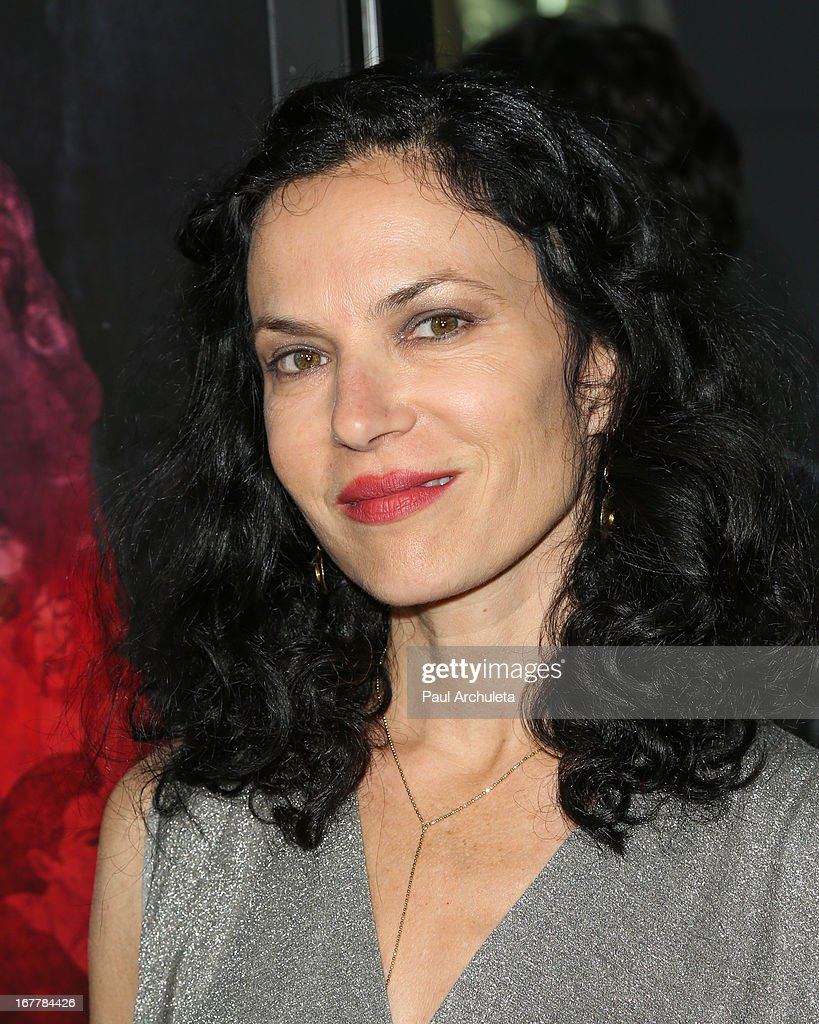 Director Xan Cassavetes attends the special screening of 'Kiss Of The Damned' at the ArcLight Hollywood on April 29, 2013 in Hollywood, California.