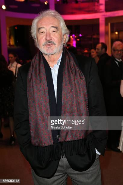 Director Xaver Schwarzenberger during the PIN Party 'Let's party 4 art' at Pinakothek der Moderne on November 18 2017 in Munich Germany