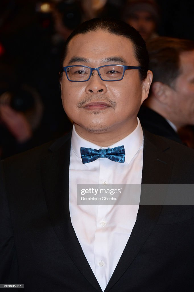 Director Yang Chao attends the 'Hail, Caesar!' premiere during the 66th Berlinale International Film Festival Berlin at Berlinale Palace on February 11, 2016 in Berlin, Germany.