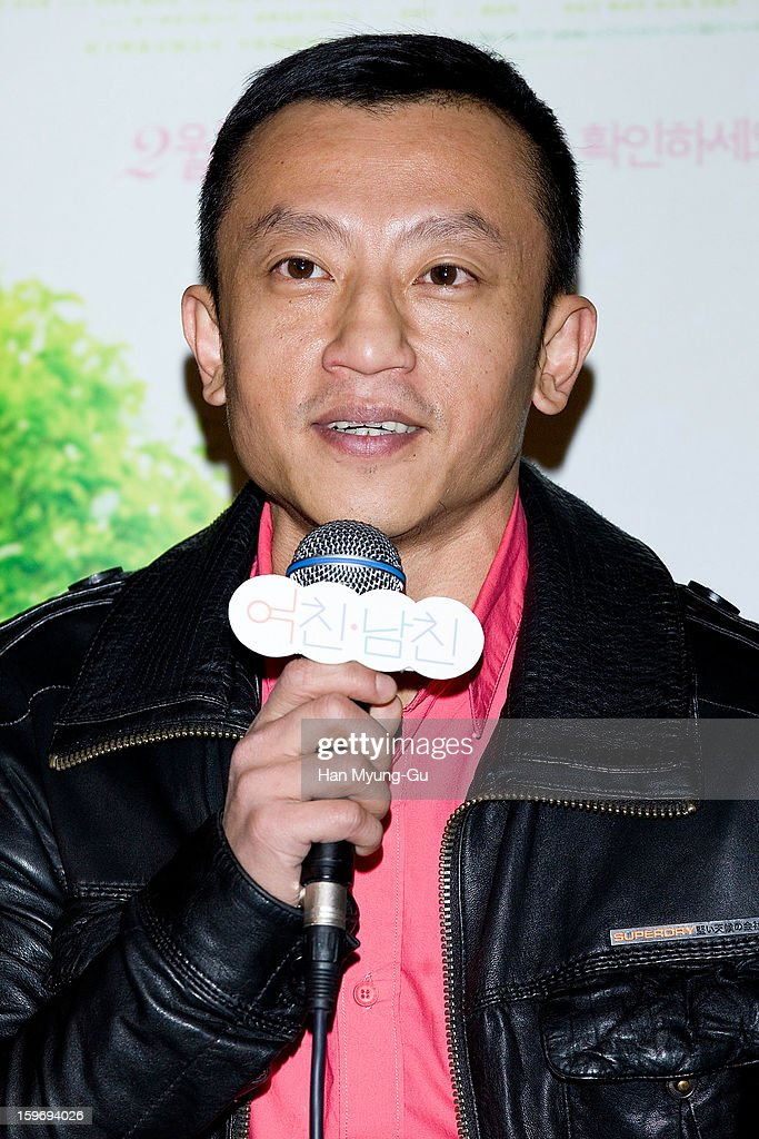 Director Yang Ya-Che from Taiwan attends the 'Girlfriend, Boyfriend' press screening at Lotte Cinema on January 18, 2013 in Seoul, South Korea. The film will open on February 07 in South Korea.
