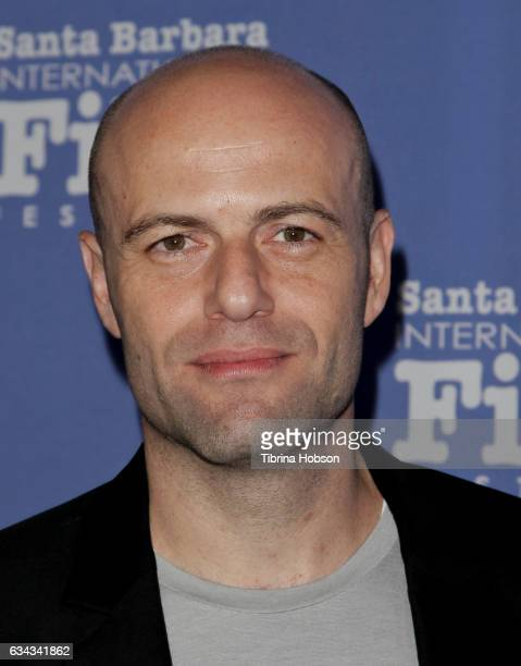 Director Yariv Mozer attends the 32nd Santa Barbara International Film Festival Montecito Tribute at Arlington Theater on February 8 2017 in Santa...