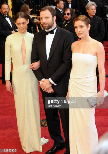Director Yorgos Lanthimos and guests arrive at the 83rd Annual Academy Awards held at the Kodak Theatre on February 27 2011 in Los Angeles California