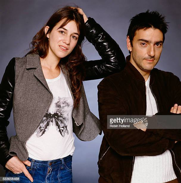 Director Yvan Attal and actress Charlotte Gainsbourg
