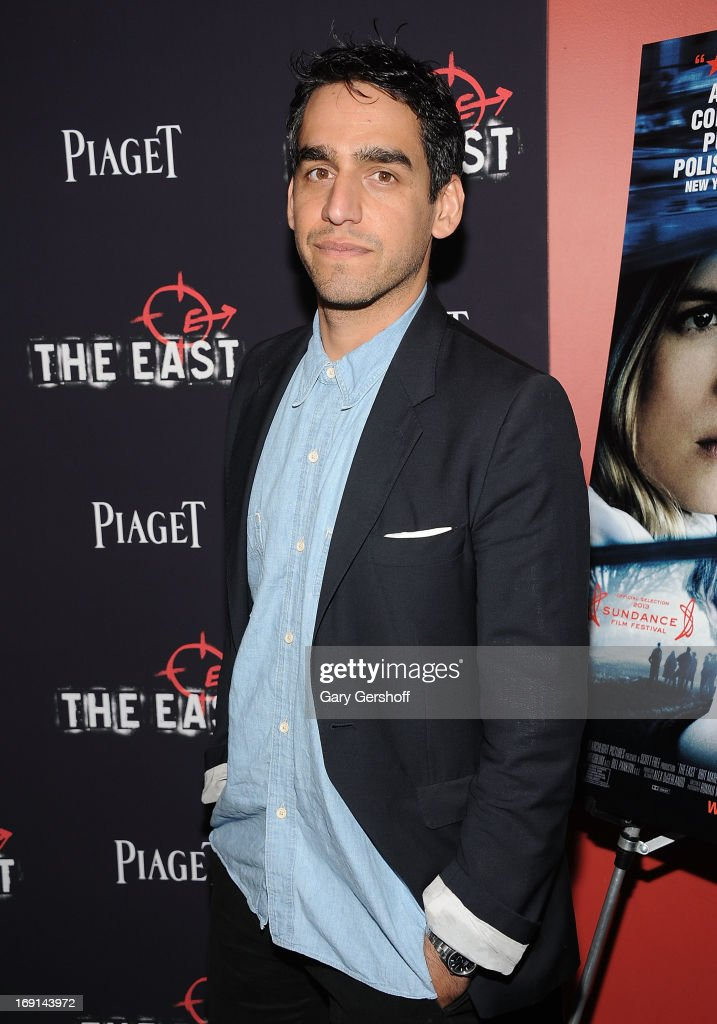 Director <a gi-track='captionPersonalityLinkClicked' href=/galleries/search?phrase=Zal+Batmanglij&family=editorial&specificpeople=4619710 ng-click='$event.stopPropagation()'>Zal Batmanglij</a> attends 'The East' premiere at Landmark's Sunshine Cinema on May 20, 2013 in New York City.