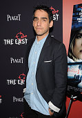 Director Zal Batmanglij attends 'The East' premiere at Landmark's Sunshine Cinema on May 20 2013 in New York City