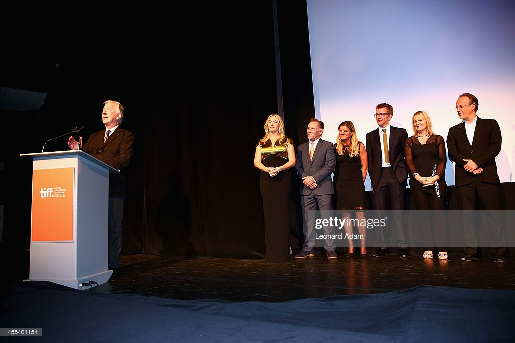 Director/actor Alan Rickman actors Kate Winslet Danny Webb Cinematographer Ellen Kuras Composer Peter Gregson Writer Alison Deegan and Producer...