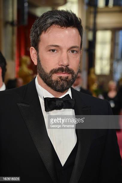 Director/Actor Ben Affleck arrives at the Oscars at Hollywood Highland Center on February 24 2013 in Hollywood California at Hollywood Highland...