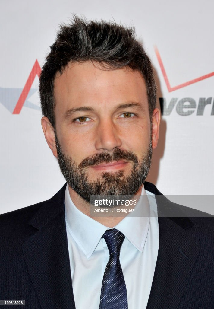 Director/actor <a gi-track='captionPersonalityLinkClicked' href=/galleries/search?phrase=Ben+Affleck&family=editorial&specificpeople=201856 ng-click='$event.stopPropagation()'>Ben Affleck</a> attends the 13th Annual AFI Awards at Four Seasons Los Angeles at Beverly Hills on January 11, 2013 in Beverly Hills, California.