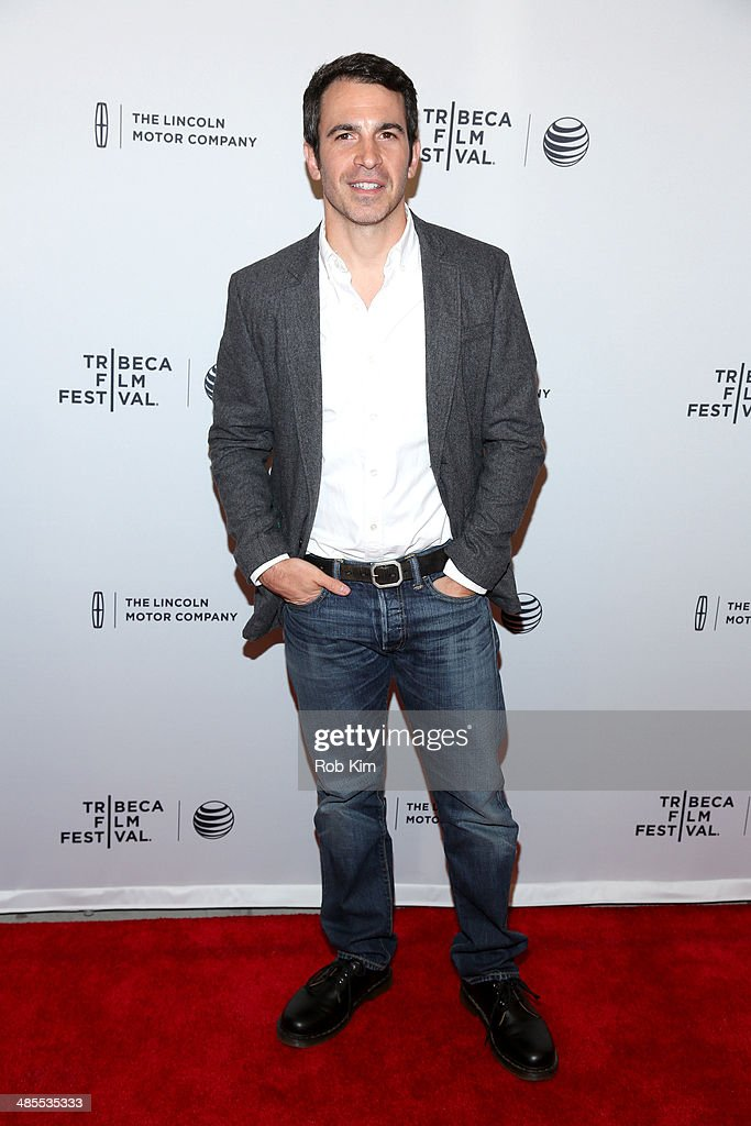 Director/actor <a gi-track='captionPersonalityLinkClicked' href=/galleries/search?phrase=Chris+Messina&family=editorial&specificpeople=541094 ng-click='$event.stopPropagation()'>Chris Messina</a> attends the 'Alex of Venice' Premiere during the 2014 Tribeca Film Festival at SVA Theater on April 18, 2014 in New York City.