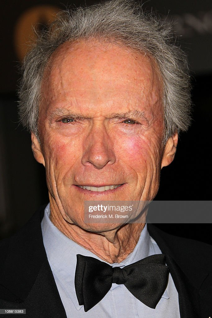 Director/actor Clint Eastwood attends the Academy of Motion Picture Arts and Sciences' second annual Governors Awards at the Grand Ballroom, Hollywood and Highland on November 13, 2010 in Los Angeles, California.