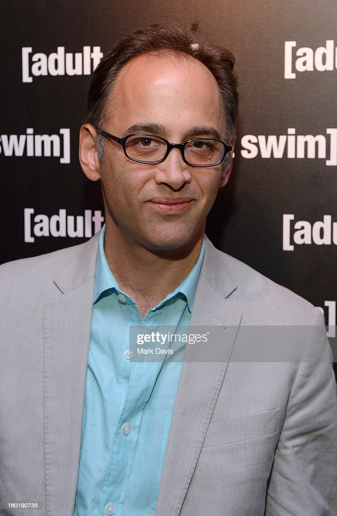 Director/actor <a gi-track='captionPersonalityLinkClicked' href=/galleries/search?phrase=David+Wain&family=editorial&specificpeople=5582688 ng-click='$event.stopPropagation()'>David Wain</a> attends the 'Childrens Hospital' and 'NTSF:SD:SUV' screening event at the Vista Theatre on September 9, 2013 in Los Angeles, California. 24049_001_MD_0109.JPG