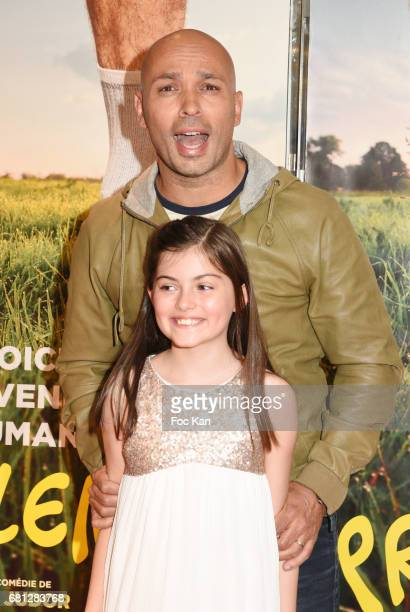 Director/actor Eric Judor and Marie Helmer attend 'Problemos' Paris Premiere At UGC Cine Cite Les Halles on May 9 2017 in Paris France