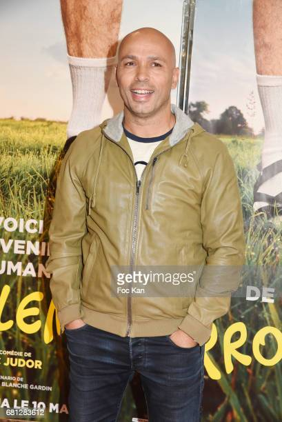 Director/actor Eric Judor attends 'Problemos' Paris Premiere At UGC Cine Cite Les Halles on May 9 2017 in Paris France