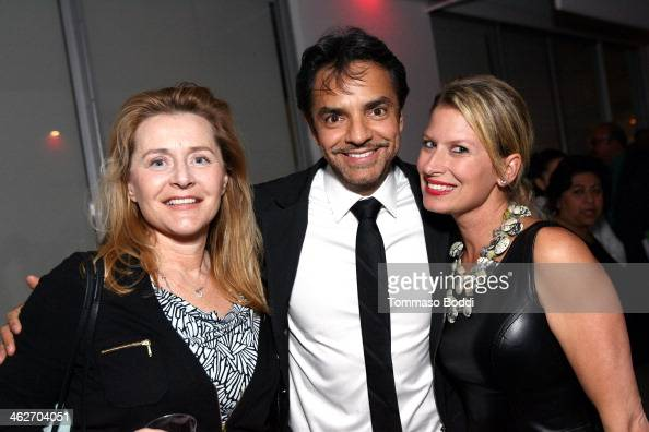Director/Actor Eugenio Derbez and guests attend the 'Instructions Not Included' screening and reception on January 14 2014 in Los Angeles California