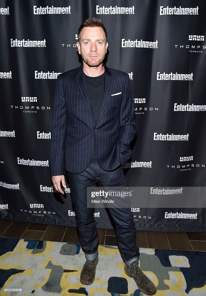 Director/actor Ewan McGregor attends Entertainment Weekly's Toronto Must List party at the Thompson Hotel on September 10, 2016 in Toronto, Canada.