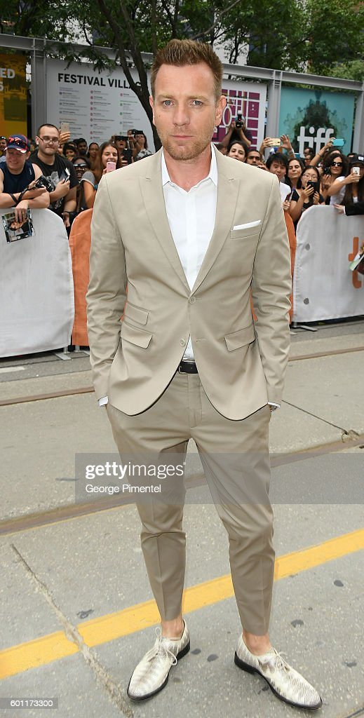 Director/Actor Ewan McGregor attends the 'American Pastoral' during the 2016 Toronto International Film Festival premiere at Princess of Wales Theatre on September 9, 2016 in Toronto, Canada.